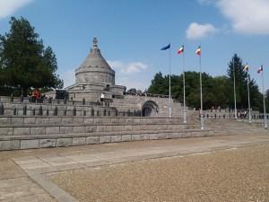 1938 Mausoleul De La Mărăşeşti