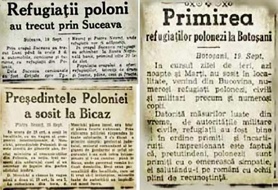 1939 Refugiul Polonez