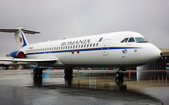 1982 Primul Avion Rombac 1-11