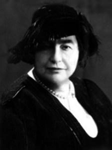 1864-1947 Elena Vacarescu