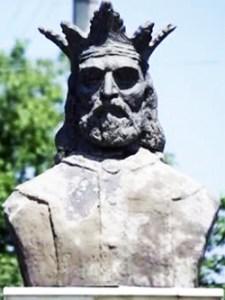 1591 Aron Vodă Tiranul