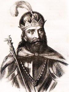 1386 Mircea Cel Bătrân, Domn Al Țării Românești
