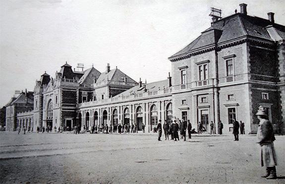 1870b Gara Din Cluj