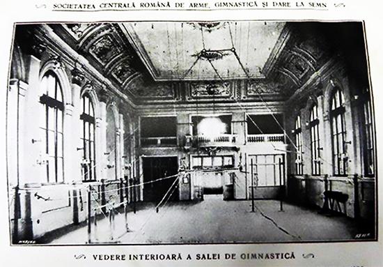 1865 Societatea Română De Arme și Dare La Semn