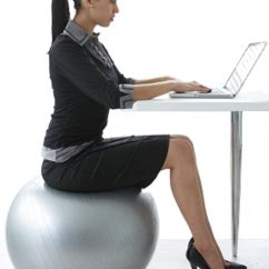 Yoga Ball Chair Exercises Patio Leg Protectors Chairs Balance For Stability Guide And Review