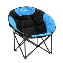Saucer Chair For Kids Diy Camp Best Large Folding Chairs Moon Toddlers