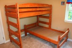 Paul Bunyan  Bunk Bed Concepts