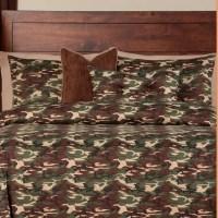 Camo Bed Sets | Galaxy Camo Bed Cap Comforter Set