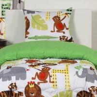 Safari Bedding | Jungle Love Bed Cap Comforter Set