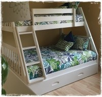 "Bunk Bed Bedding | Stylish Fitted Bedding for ""Hard to ..."