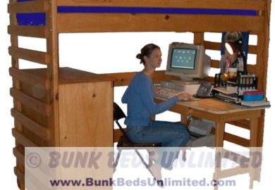 Free Bunk Bed Plans Bunk Beds Unlimited