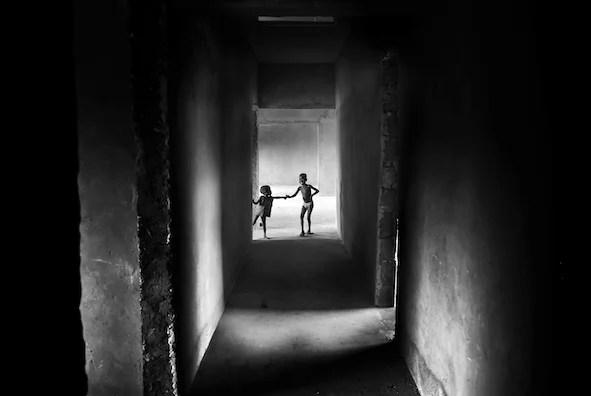 Playing children - Selina De Maeyer