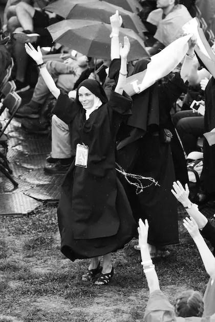 Dancing nun - Selina De Maeyer