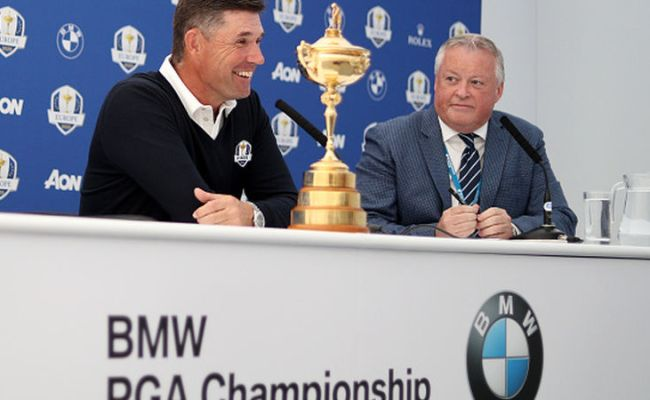 Harrington Eyes Potential Ryder Cup Spot For Hovland