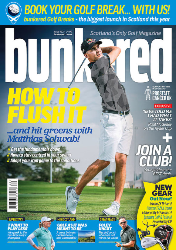 Bunkered Issue 182 Cover