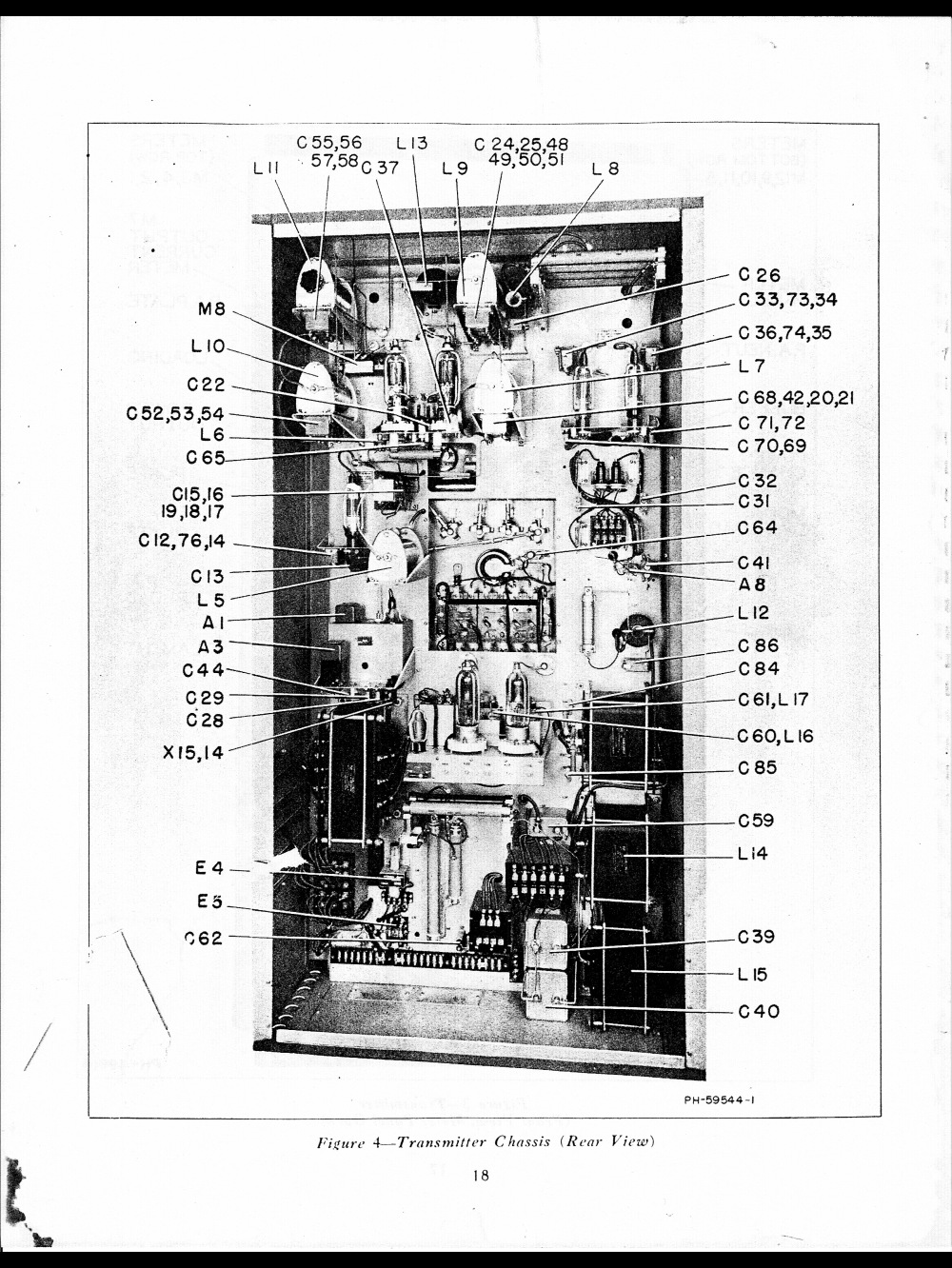 RCA BTA-250L Broadcast Transmitter Manual