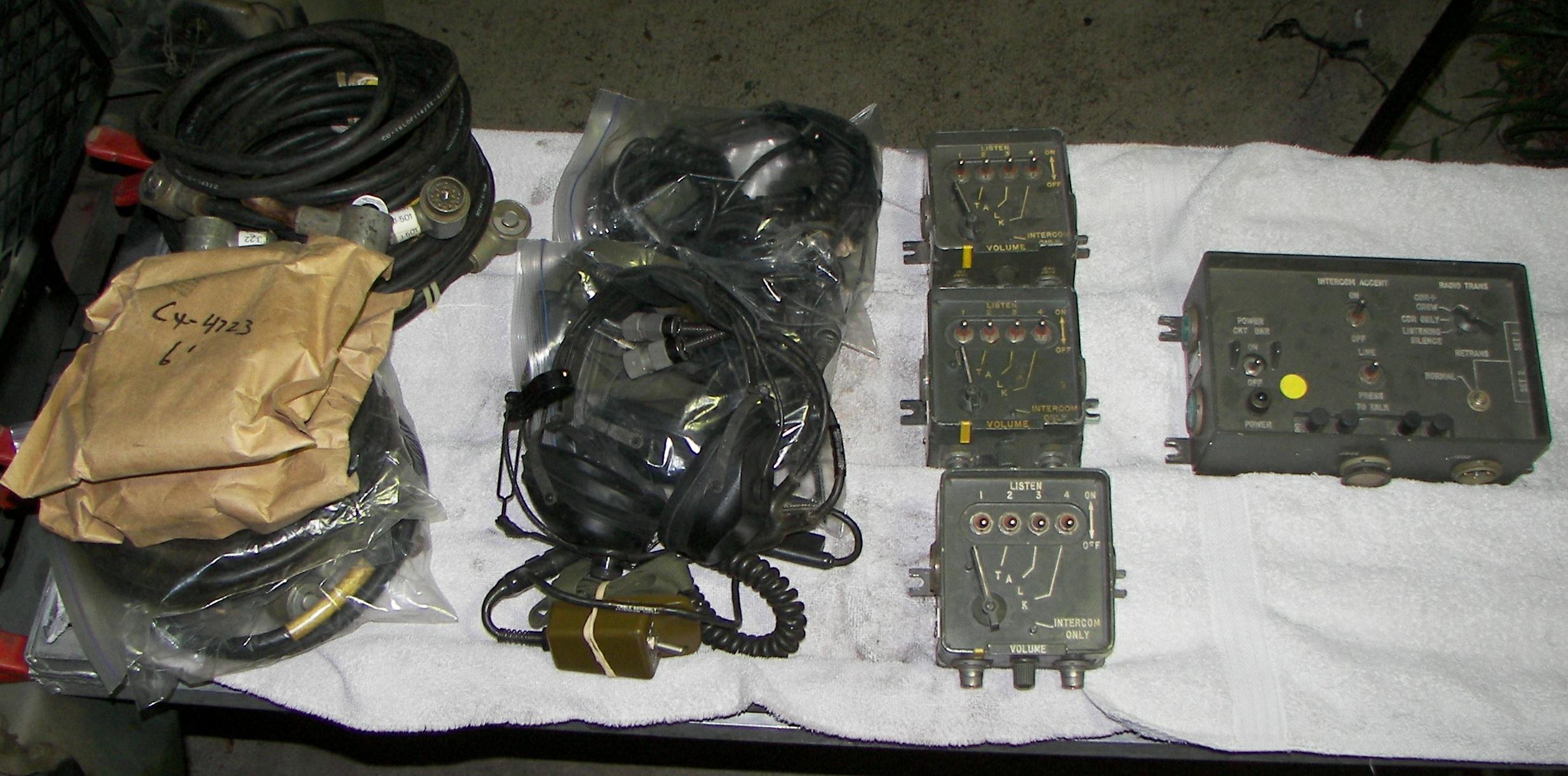 power flame wiring diagram 2004 subaru impreza radio installing aux. 24v and 12v an an/vic-4 intercom in m35 military truck