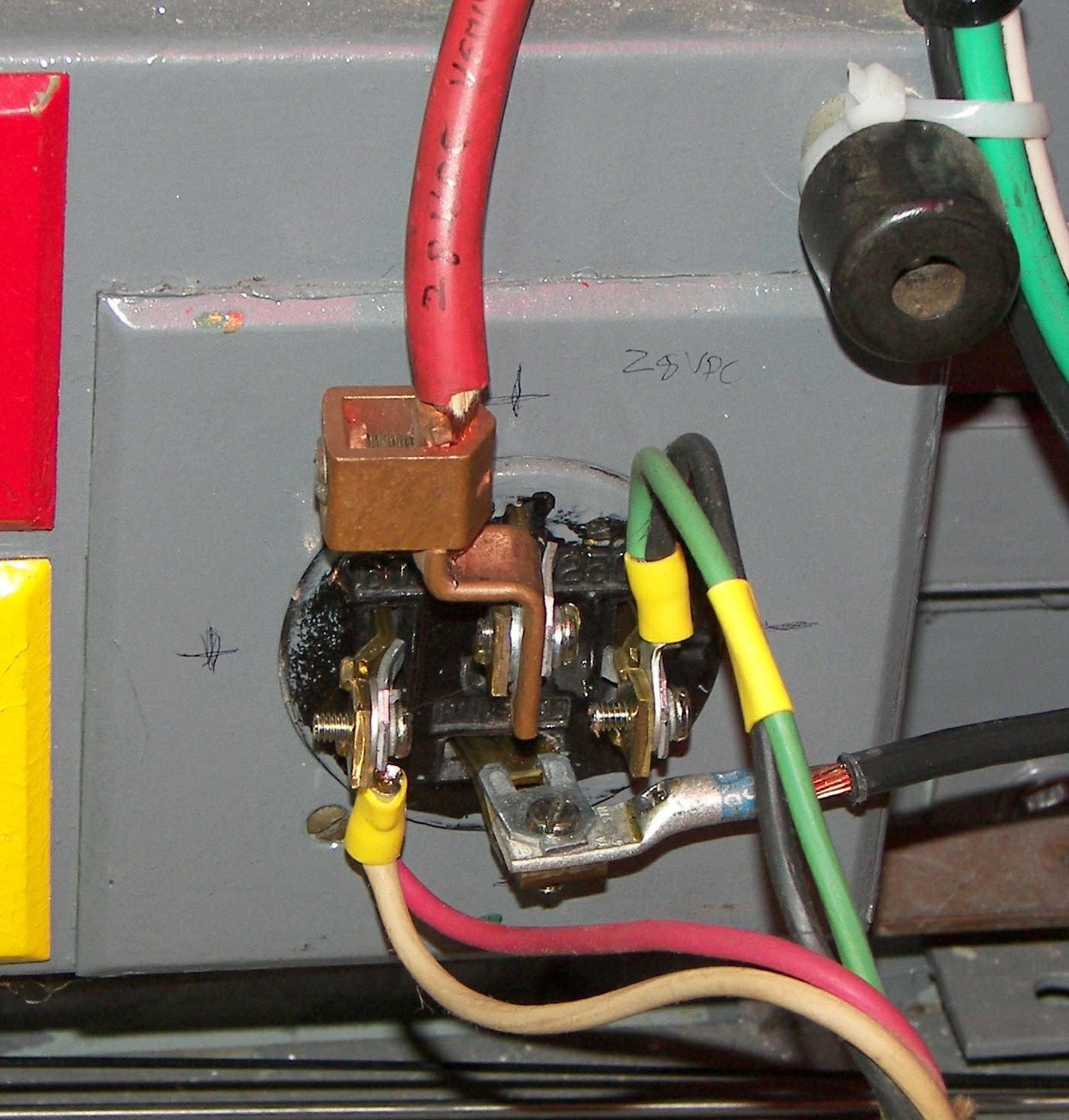 hight resolution of installing aux 24v and 12v power and an an vic 4 intercom in an m35 truck
