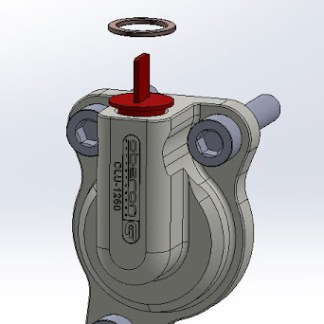Oberon clutch slave cylinder CLU-1260