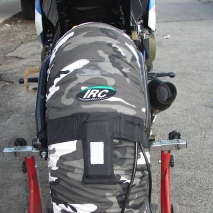 IRC tyre warmer Pro Urban Camo