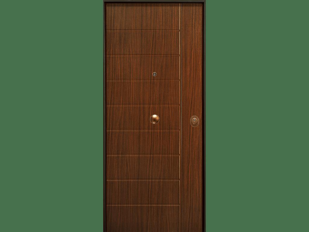 porta blindata pvc