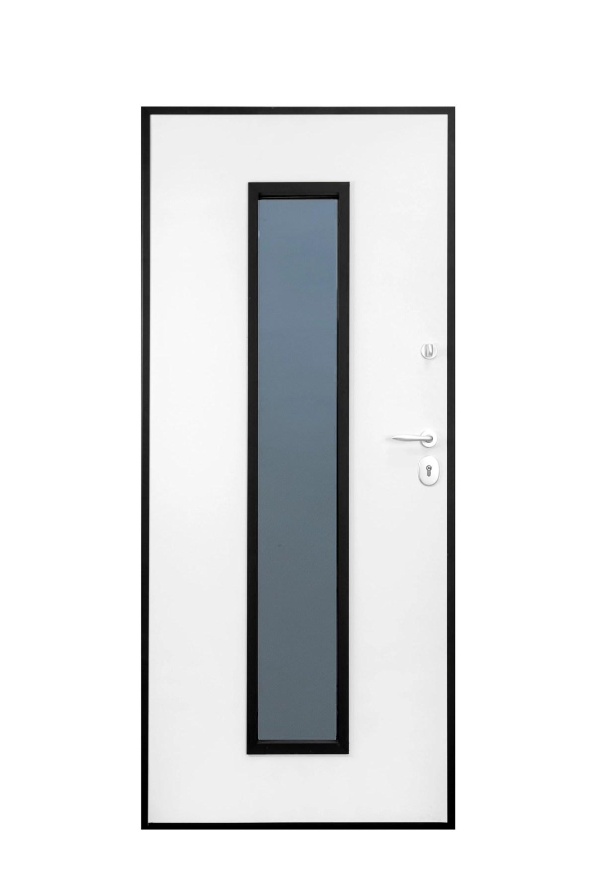 porta con vetro helios glass interno