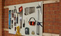 How To Build A Pegboard Tool Holder   Bunnings Warehouse, NZ