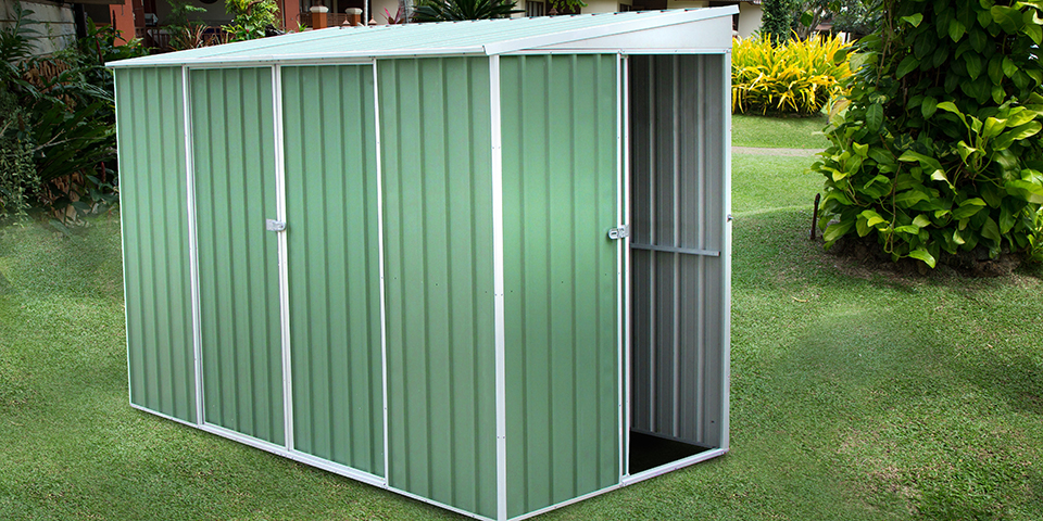 Best Outdoor Storage Solutions Bunnings Warehouse