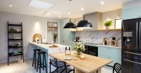 Galley kitchen remodel | Bunnings Warehouse