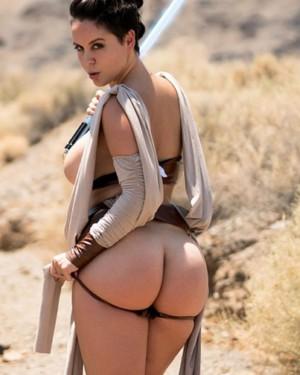 Bryci Star Wars Cosplay nude pics  Bunnylustcom