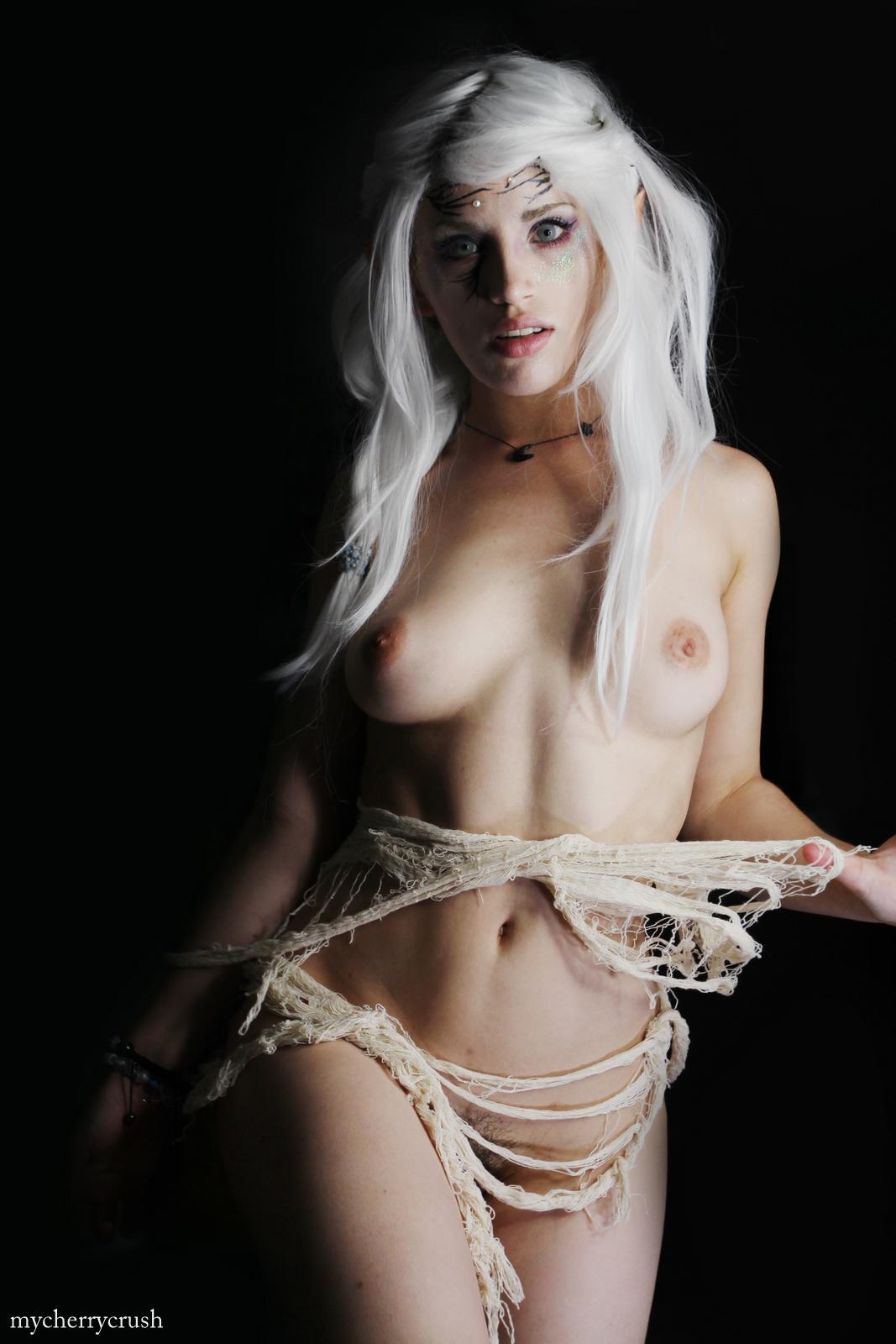 Nude model My Cherry Crush Naked Fairy Cosplay  Bunnylustcom