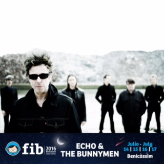 Bennicassim Festival on the 16th of July