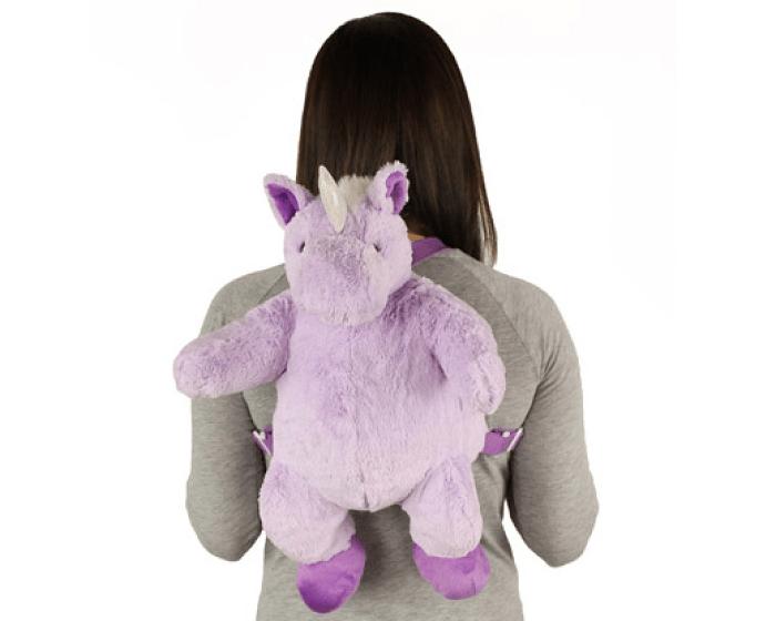 Unicorn Backpack  Plush Unicorn Backpack  Plush Animal