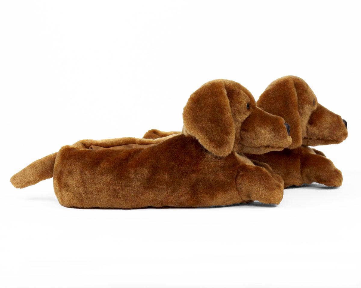 Dachshund Slippers  Wiener Dog Slippers