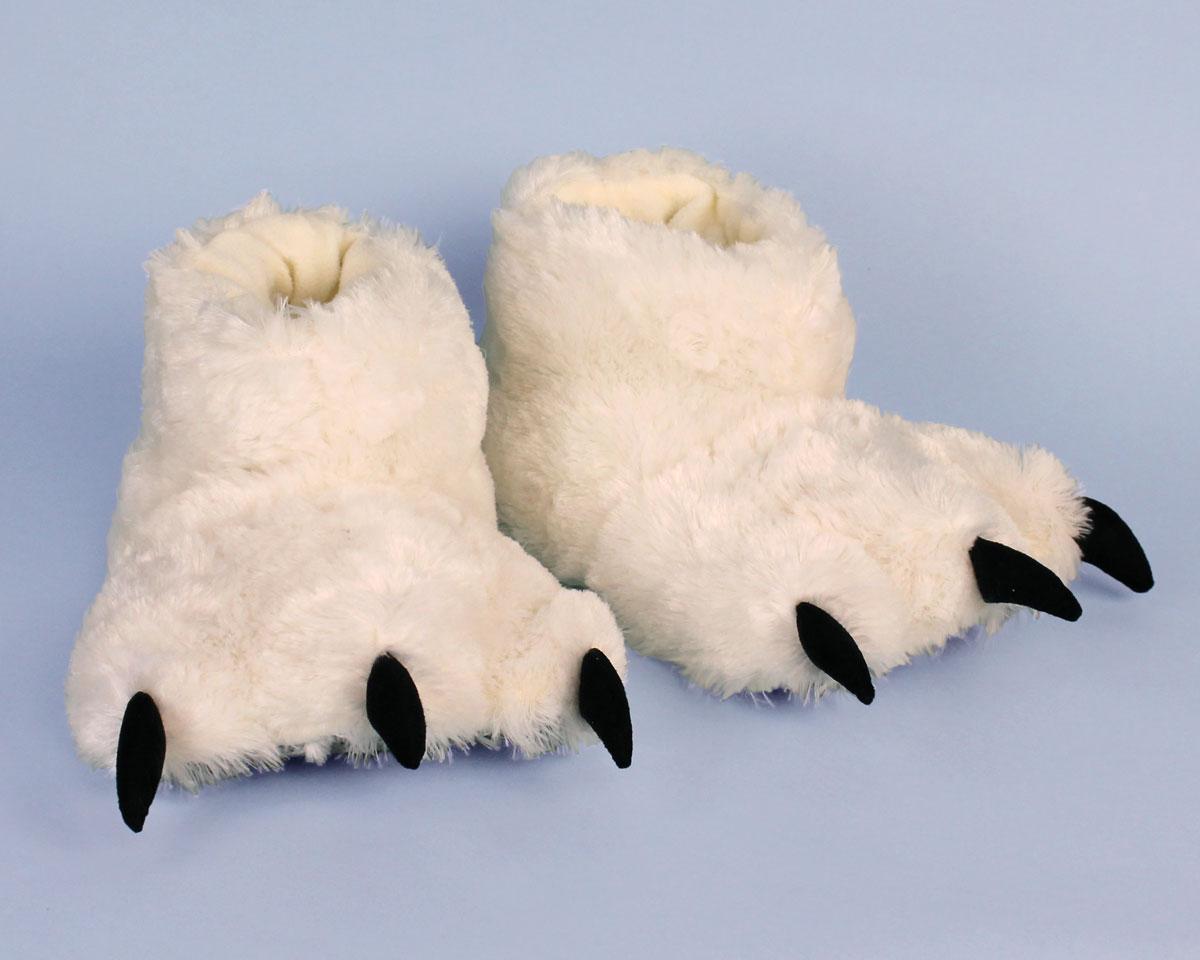 Polar Bear Slippers
