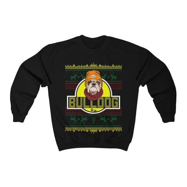 Bulldog Ugly Christmas – Sweatshirt