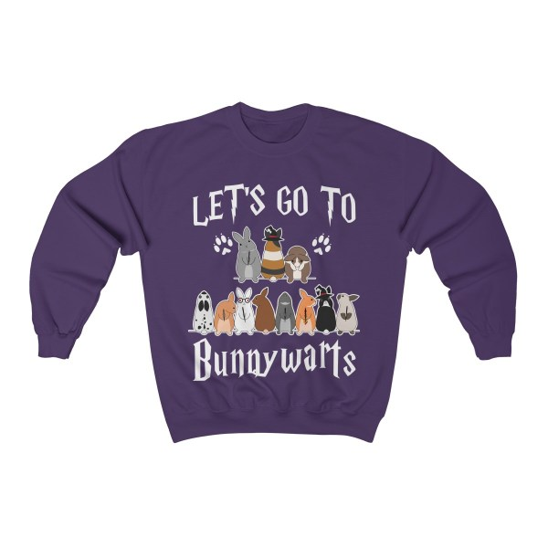 Let's Go To BunnyWarts – Harry Potter Sweatshirt