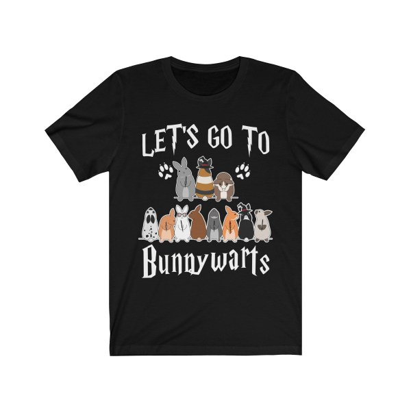 Let's Go To BunnyWarts – Harry Potter T Shirt