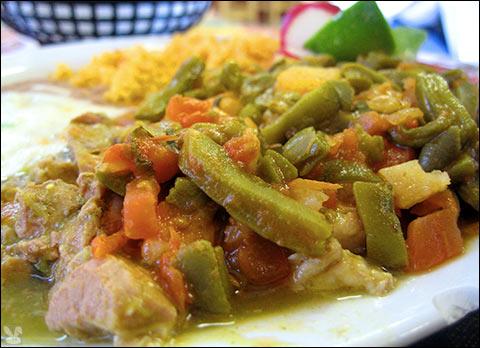 CHARALES CON NOPALITOS  La Cocina Mexicana