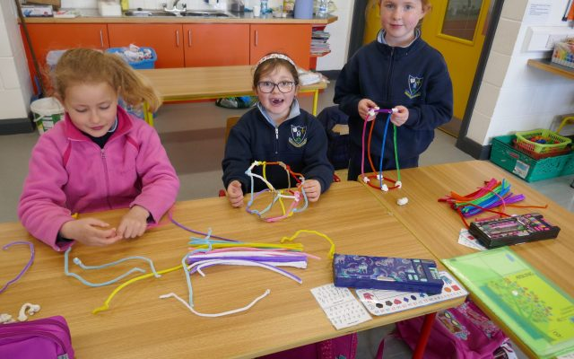 Construction of 3D Shapes