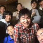 寺子屋ユウコチャングムのメンバーが集結!たこやきパーティ!!