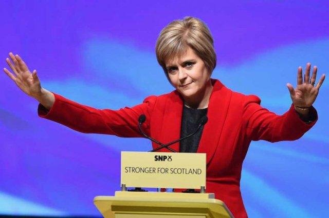 Nicola Sturgeon SNP Brexit