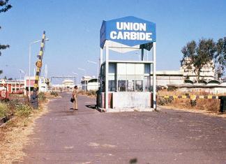 bhopal impianto