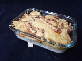 Kartoffel Birnen Auflauf