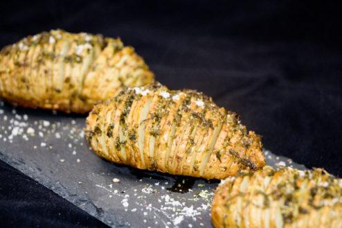 Gebackene Kartoffel