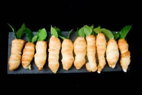 Karotten mit Zitronencreme