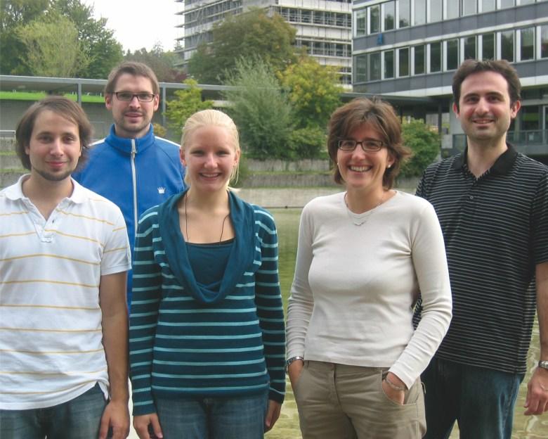 The Bunya team 2010