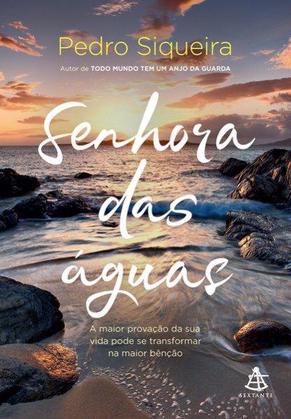 Capa do livro Senhora das águas