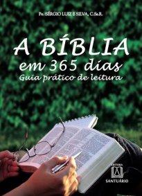 Capa do livro A Bíblia em 365 dias
