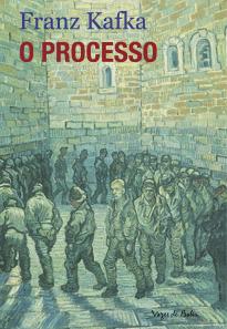 Capa do livro O Processo